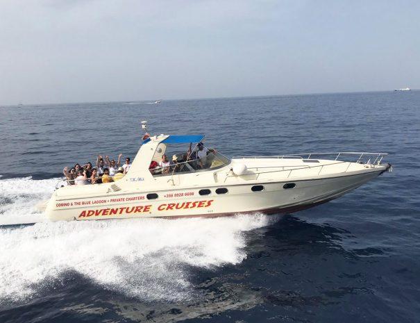 Adventure Cruises Malta